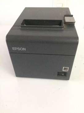 Impresora Epson, funciona perfectamente,poco uso