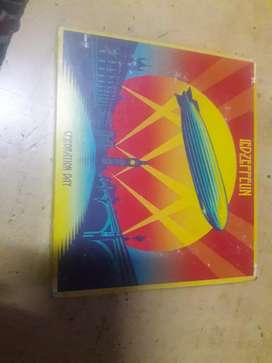 Vendo Cd Dvd Led Zeppelin