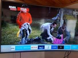Televisor Curvo Samsung MU6500 Serie 6 de 55Pulgadas  4K  ULTRA HD