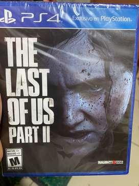 THE LAST OF US 2 PARA PS4 NUEVO