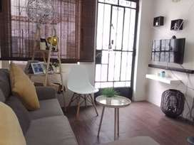 Alquiler Minidepartamento En Miraflores
