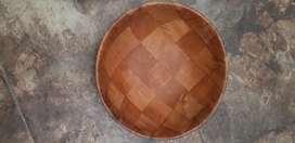 Vendo Ensaladera, bowl o Tazón en Madera