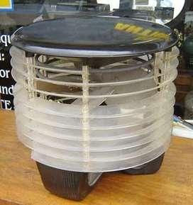 Muy Raro Y Antiguo Caloventor vetilador Diseño Art Deco Retro baquelita