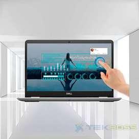 Laptop Dell Intel Core I7+ 24gb+1tb+ Touch Fhd+ Tec. Numeric