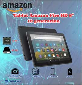 Table Amazon Fire HD 8 de 32 Gb / 2 Gb