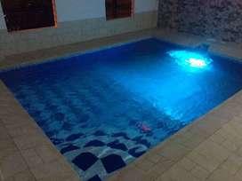 Alquiler casa con piscina Melgar