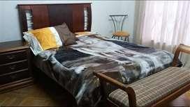 Alquiler de habitaciones amobladas al norte de quito