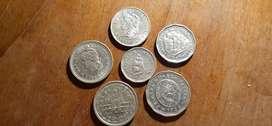 Monedas especiales argentina