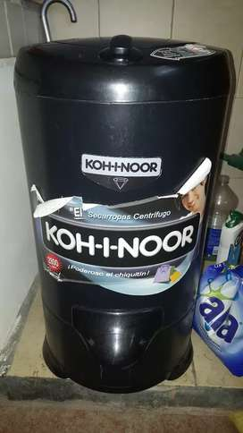 Seca rropa kohinoor 5.5 kg