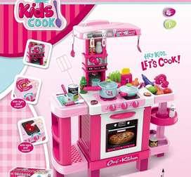 Cocina para niñas de venta