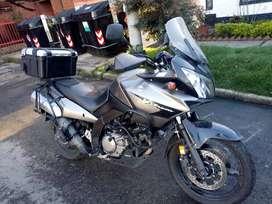 Suzuki Vstrom650 2007