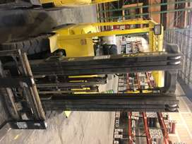 Forklift Hyster 2.5 Tons