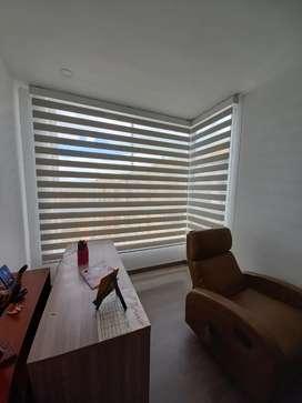 Promocion de cortinas en screen