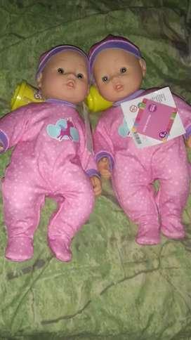 Hermosas muñecas las 2 x 2300