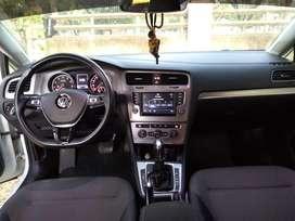 Vendo VW GOLF 2018 25mil km. Impecable