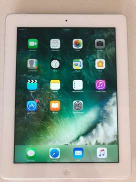 IPAD 4th Gen 64gb+ cellular blanco