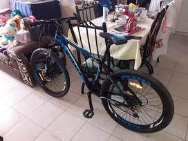 De oportunidad vendo hermoza bicicleta