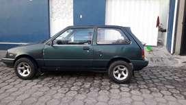 Se vende Suzuki Forsa 1 año 1990