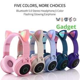 Diadema luz CAT EAR HEADPHONES Oferta