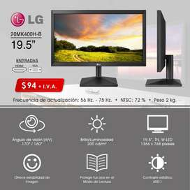 "monitor lg de 19""/ nomitor lg / computador"
