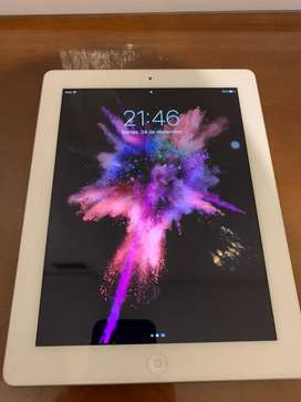 Ipad 4ta generacion de 16GB wifi