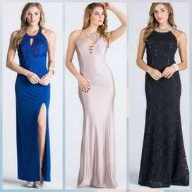 Alquiler Vestidos para invitadas a fiestas de quince años