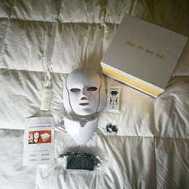Máscara Led Ultra Corriente