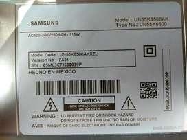 Tv Samsung Un55k6500ak para Repuesto