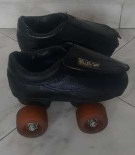 Patines ROLLER TOP! Talla 35