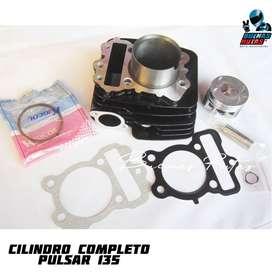 CILINDROS DE MOTO LINEAL / HONDA / YAMAHA / PULSAR NS200 / CB190R / CG125 / GL125 / CB150 / PISTOS / DISCOS DE EMBRAGUE