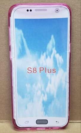 Funda Termoplastico translucida Samsung S8 Plus