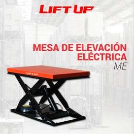 MESA DE ELEVACION ELECTRICA