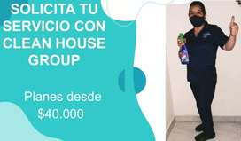 SERVICIO DE LIMPIEZA CLEAN HOUSE GROUP