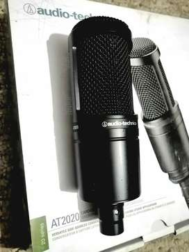 Se vende micrófono audiotecnica at 2020
