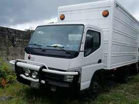 Camión mitsubishi canter 2009 excelente estado