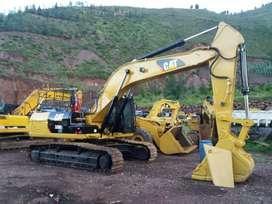 Vendo excavadora 329d2l