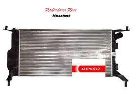 Radiador Chevrolet Classic 10/16 motor 1.4 8v.x14y con aire (aletado)