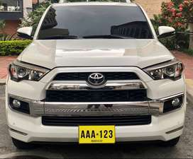 Toyota 4runner Limited Año 2018