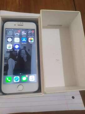 iPhone 6s de 16gb libre de todo