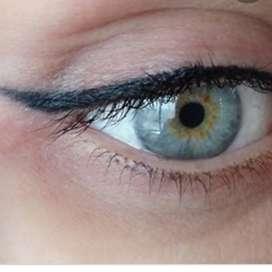Líneas permanentes ojos 90