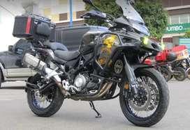 """Benelli Trk 502 X Off Road """"permuto x moto menor valor"""""""