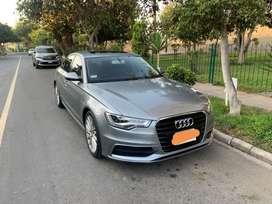 Audi A6 año 2012