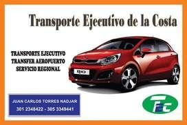 Transporte Ejecutivo Alquiler Vehículos