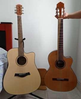 Venta de Dos Guitarras