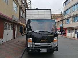 Vendo camión JAC HFC1035KN excelentes condiciones