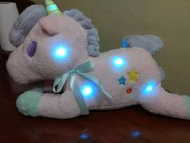 Peluches con luces led