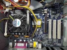 CPU computadora Foxconn ddr1 para reparar o repuestos