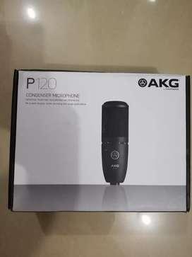 Micrófono AKG PROFESIONAL
