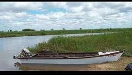 Canoa Plastica de 6.35x1.72
