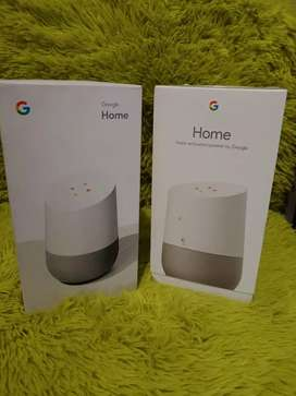 Vendo Google Home nuevo